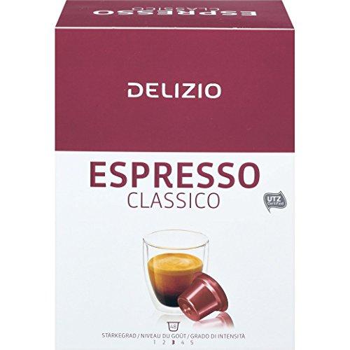 Delizio 'Espresso' 48 Kapseln thumbnail