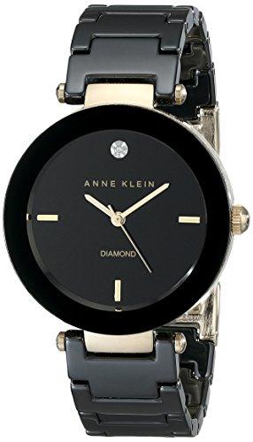 Anne Klein AK-1018BKBK Mujeres Relojes