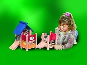 Karlie Wonderland - Großer Spielplatz