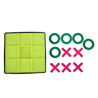 Bicaquu OX Chess Interaction Leisure Board Game Funny Developing Intelligent Educational Gift Toy