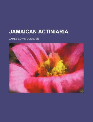 Jamaican Actiniaria