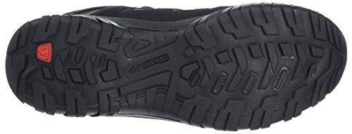 Karrimor Supa 5 Sport, Chaussures de Randonnée Basses Homme Noir (Black)