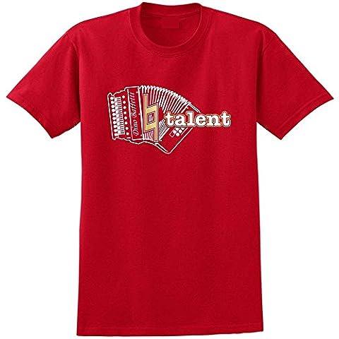 Melodeon Rule - Música T Shirt 13 Tamañon 5 Años - 6XL - 9 Colores MusicaliTee