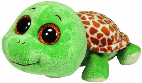 TY 36805 - Plüschtier Beanie Boos Glubschi, Sandy X-Large Schildkröte