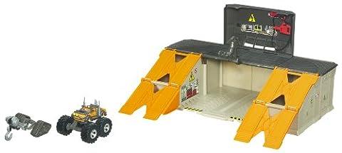Hasbro - Tonka Garage Tread Shifters Cliff Jumper Garage Spielset