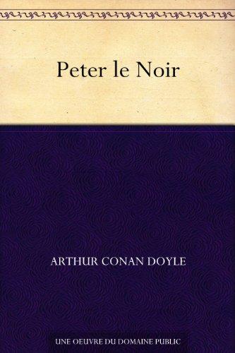 Couverture du livre Peter le Noir
