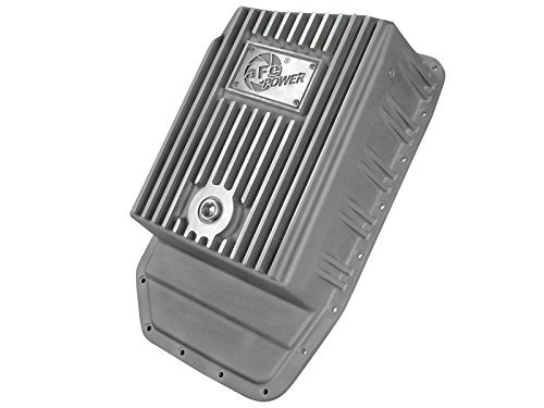 aFe Power 46-70170 Ford F-150 Transmission Pan Cover (Raw) by aFe Power