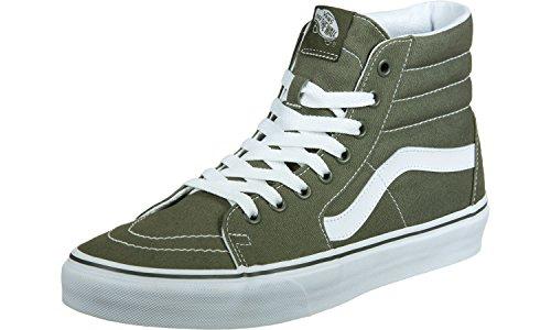 Vans Ua Sk8-Hi, Sneakers Hautes Homme Olive
