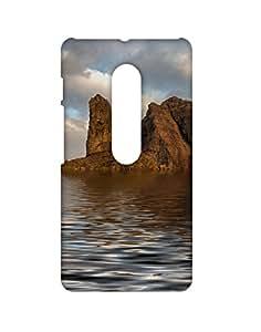 Mobifry Back case cover for Motorola Moto G Turbo Mobile ( Printed design)
