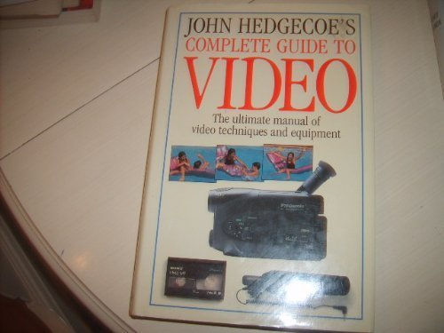 JOHN HEDGECOE'S COMPLETE GDE VIDEO por Mr. John Hedgecoe