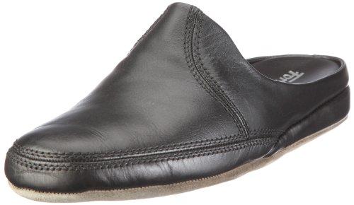Fortuna Herren Bologna Pantoffeln, schwarz 001), 42 EU