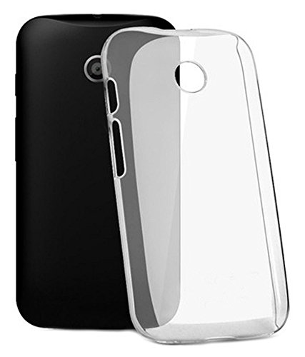 OFM Transparent Soft Back Case Cover for Micromax Canvas Nitro A311 - Transparent  available at amazon for Rs.129