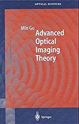 Advanced Optical Imaging Theory (Springer Series in Optical Sciences) by Min Gu (1999-09-17)