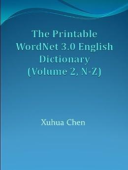 Descargar Ebooks Torrent The Printable WordNet 3.0 English Dictionary ((Volume 2. N - Z)) De PDF