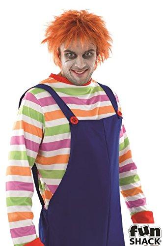 Costume Evil Sucette Pour Halloween Clown circus déguisement au Royaume-Uni: M Taille M 38-40Taille 38-40