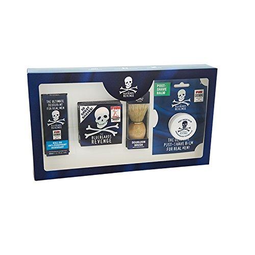 The Bluebeards Revenge Starter Kit (Shave Cream-pinsel)