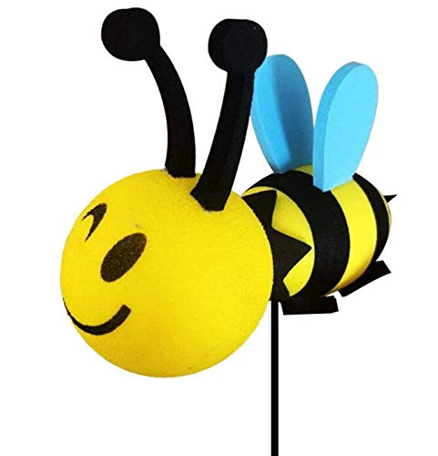 HeyBro Cartoon Biene Auto Antenne Topper Honig Hummel Antenne Ball Antenne Ball
