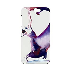 BLUEDIO Designer Printed Back case cover for HTC One A9 - G6888