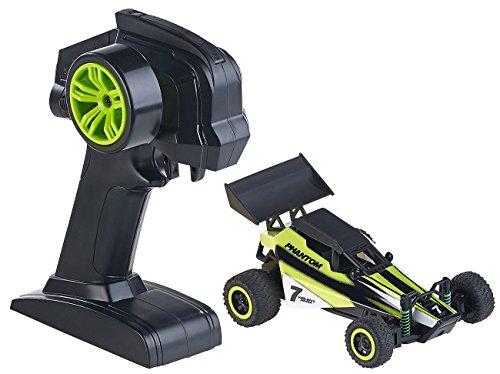 Simulus Ferngesteuertes Auto: Ferngesteuerter Mini-Buggy Phantom, 2,4-GHz-Funk, 20 km/h (Modellauto)