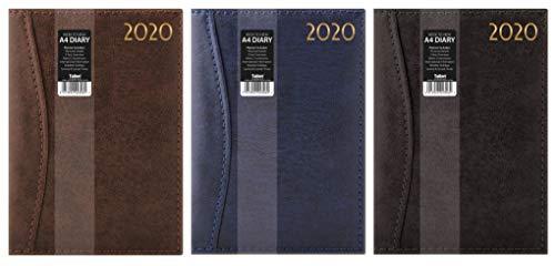Agenda 2020, formato A4, WTV: serie D, goffrata e cucita, 2306 Trexin