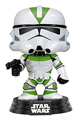 FUNKO - Bobble Head POP Star Wars 442 Clone Trooper (SWC 2017 Exclusive)