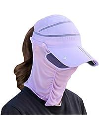 Cappello da baseball moda uomo donna con maschera full face guida cappellino  da ciclismo berretto da 2feff1acab2e