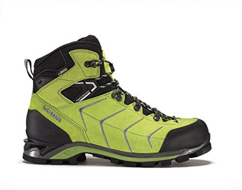 Lowa Valbona GTX Chaussures pour Homme Alpin (Citron Vert) vert