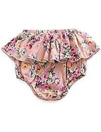 Pantalones cortos de deporte para bebé recién nacido, diseño de caramelos, con volantes, triángulos, de PP