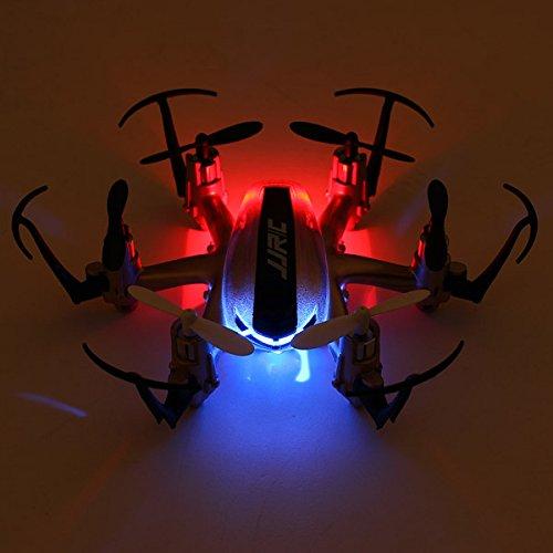 Jjrc H20-Mini Hexacopter-Miniatuur Hélicoptère Drone-Draadloze Besturing-Helikopter met Afstandsbediening-hélices-de Trend van het Instant-goud -