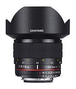 Samyang 14 mm F2.8 Manual Focus Lens for Pentax