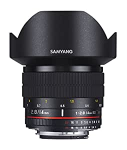 Samyang 14 mm / F 2,8 IF ED MC ASPHERICAL Objectifs