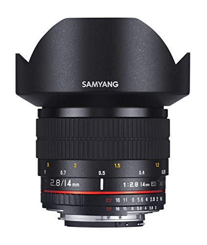 Samyang 14mm F2.8 ED AS IF UMC Canon AE