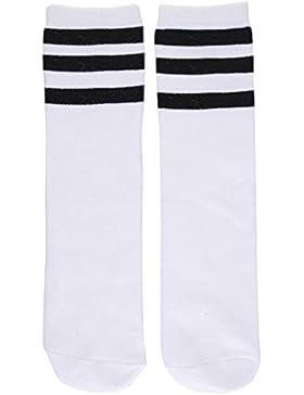 LianLe® Calcetines de deporte Fútbol raya para Niños