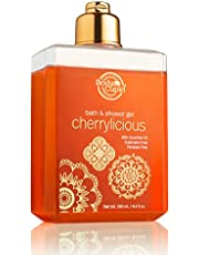 Body Cupid Cherrylicious Shower Gel No Sulphate and Parabe