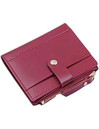 149f11c77c Barlingrock Fashion Women Wallet Lovely Candy Colore Piccola moneta Zipper  Purse Card Package, Portafoglio sottile fatto a mano, Borsa da…