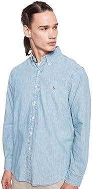 Polo Ralph Lauren Men's Denim & Chambray Shirt Classic Fit Lon