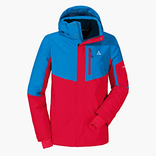 Schöffel Herren Ski Jacket Bozen3 Jacken, Racing red, 50 -