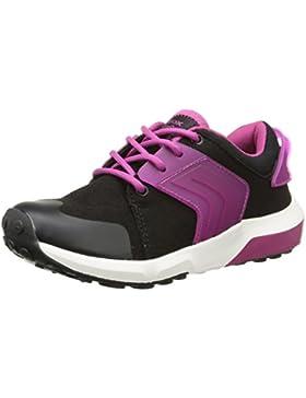 Geox J Asteroid Girl  - Zapatillas de deporte para niña