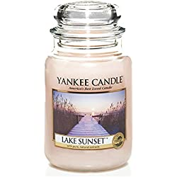 Yankee Candle 1270617E Lake Sunset Grosses Jar