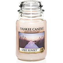 Yankee Candle 1270617E Lake Sunset Grosses Jar