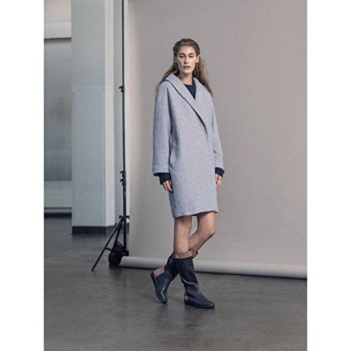 Nokian Footwear Loose Leg Black, Gummistiefel Grau Trikolore