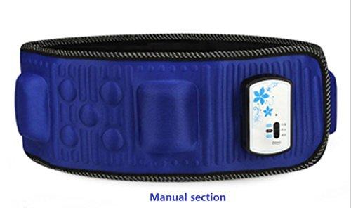 HINEW Vibrationsmassage Band (Magnetfeldtherapie, zwei Vibrationsfestigkeit) , 1