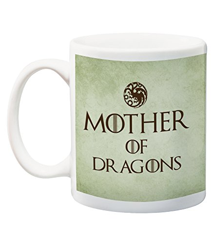 Mother of Dragons, festa della mamma tazza regalo, Game of Thrones