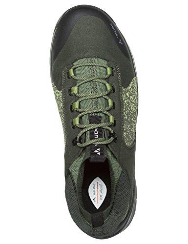 Vaude Herren Men's HKG Citus Trekking-& Wanderhalbschuhe Grün (Olive)