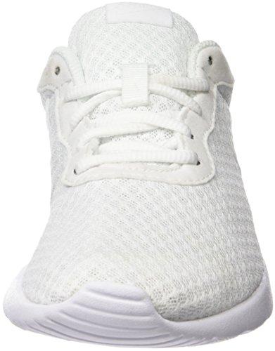Nike Em Tanjun gs Brancos Sapatos Execução Mulheres T8rRxT