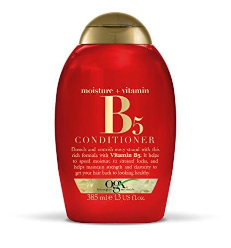 Ogx humedad Plus Vitamina B5acondicionado