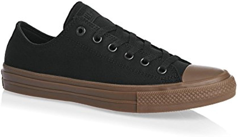 Converse Chuck Taylor All Star Ii Low Herren Sneaker Schwarz