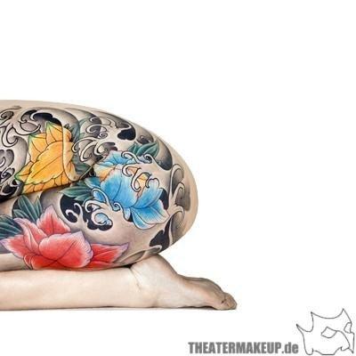 Senjo-Color Tattoo-Ink 15ml, Farbton:Weiß