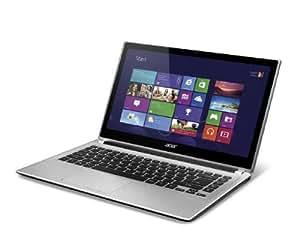 "Acer V5 431P-987B4G50Mass Ordinateur portable 14"" tactile (35,56 cm) Intel Pentium 987 500 Go 4000 Mo Windows 8 Argent"
