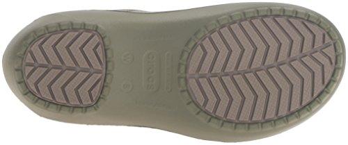 Crocs Rainfloe Bootie, Bottes de Pluie Femme Vert (Army Green)